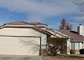 Lancaster, CA 93536 Foreclosed Home ID: 2059131