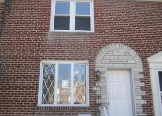 Chester, PA 19013 Foreclosed Home ID: 2626363